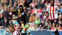 Stalemate against Sunderland adds to Arsenal's frustrations