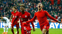 Bayern Munich pull off amazing fightback