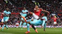 Man United's season saved, for now, as they rescue FA Cup draw against West Ham