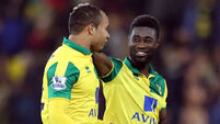 Norwich City v Southampton - Barclays Premier League - Carrow Road