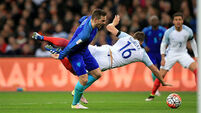 Dutch inflict reality check on England