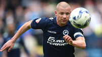 The boy David Forde Dunne good — he's made Millwall's top XI