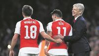 Nacho Monreal backs 'best coach in the world' Wenger