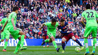 Cash fears haunt treble chasers Barcelona