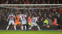 West Bromwich Albion v Stoke City - Barclays Premier League - The Hawthorns