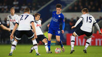 Leicester City v Tottenham Hotspur - Emirates FA Cup - Third Round Replay - King Power Stadium