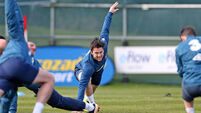 Harry Arter facing Euros race against time