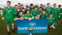 Carndonagh CS break Presentation Brothers College hearts in Tony O'Neill Cup final