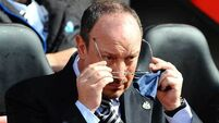 Rafa Benitez fumes at Newcastle's lack of passion