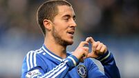 Gus Hiddink admits 'concerns' about Eden Hazard