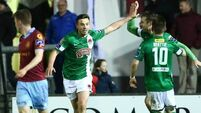 Cork City drop points again