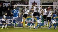 Dundalk on march again as they dispatch Finn Harps