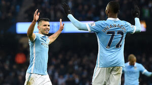 Manchester City need Sergio Aguero fit after dispatching Crystal Palace