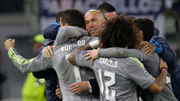 Cristiano Ronaldo rallying call promises 'magical' night for Real Madrid