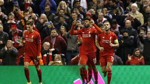 Five things we learned at Anfield last night