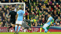 Norwich City v Manchester City - Emirates FA Cup - Third Round - Carrow Road