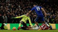 Masked Diego Costa to lead Chelsea into battle