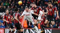 Eddie Howe: Bournemouth must grow in confidence
