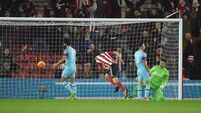 Fraser Forster so solid as Southampton march on