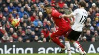 Liverpool v Manchester United - Barclays Premier League - Anfield