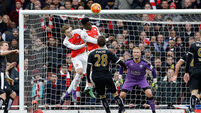 Last-ditch Arsenal go to Danny Welbeck
