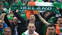 Irish fans start to receive Euro 2016 tickets