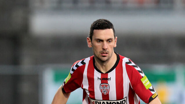 Football mourns Derry City hero Mark Farren