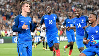 Night when players regained affection of French fans