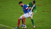 Cork City trip strictly business for Linfield's Ross Gaynor