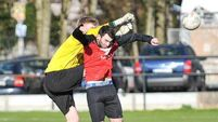 Watch highlights of Maynooth's penalty shoot-out win over UCC in the Collingwood Cup