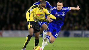 John Terry provides steel as Chelsea frustrate Watford