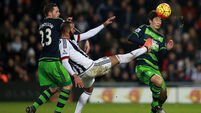 West Bromwich Albion v Swansea City - Barclays Premier League - The Hawthorns