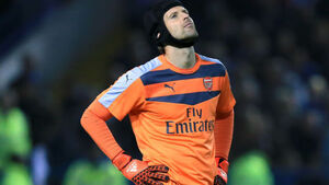 There's a few more twists in title tale, predicts Petr Cech