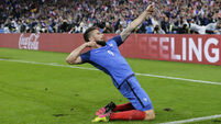 In-form Olivier Giroud keeps focus on the big picture