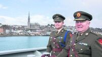 Naval Service sets sail for Cork Week launch