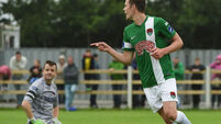 Gary Buckley strikes to keep Cork City in title contention