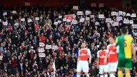 TERRACE TALK: Arsenal - Display of discord does nobody any favours