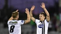 David McMillan brace keeps Dundalk in control