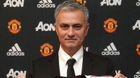 Jose Mourinho tells Man United to forget the last three years