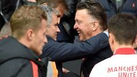 Reign of Louis van Gaal ends as Jose Mourinho prepares to step up