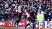 Tearful Jermain Defoe roared on by Sunderland faithful