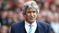 Manuel Pellegrini dismay at inept Man City defence as they concede four against Southampton