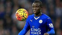 Antonio Conte speech key in N'Golo Kante's decision to move to Chelsea