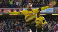 Troy Deeney double sinks sorry Aston Villa