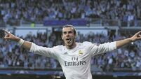 Gareth Bale: I came here  to win Champions League finals