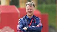 Louis Van Gaal happy for Man United to win ugly in FA Cup showdown against Crystal Palace