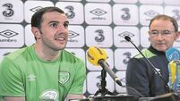 John O'Shea: We're due a change of fortune