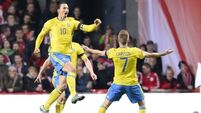 Sweden rest easy for Ireland clash after request for specially made beds