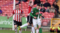 Dean Jarvis strikes as Derry overcome Cork in extra time