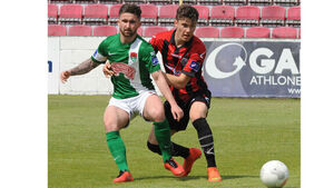 Cork City win seventh game on the bounce